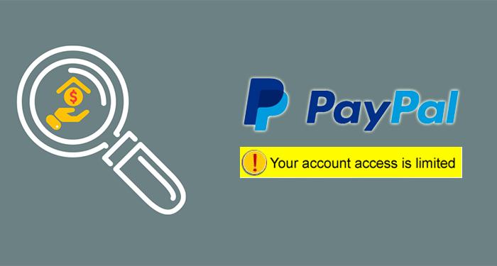 Cung cấp giải pháp hạn chế bị giới hạn tài khoản Paypal