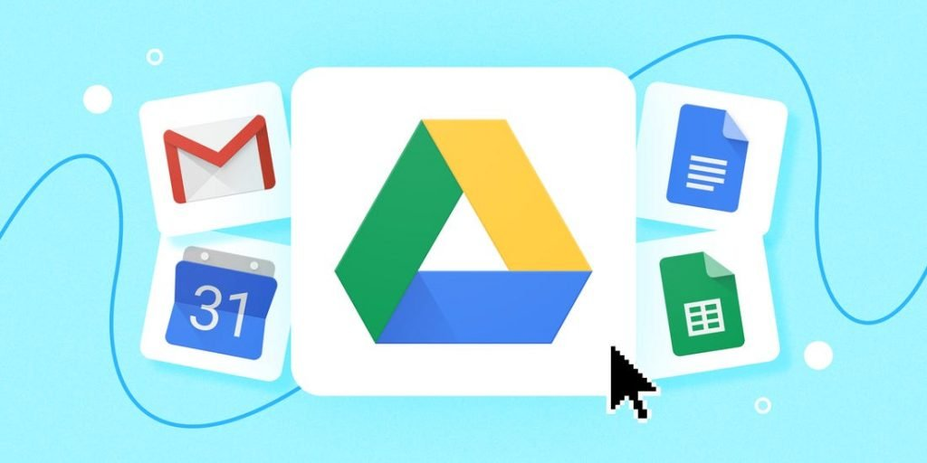 hướng dẫn cách tải file trên google driver khi bị chủ