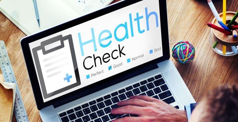 định nghĩa về ACCOUNT HEALTH
