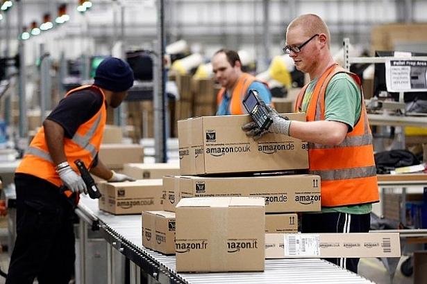 câu chuyện đóng gói sản phẩm của amazon