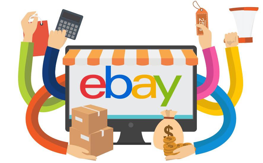 giải đáp thắc mắc ebay