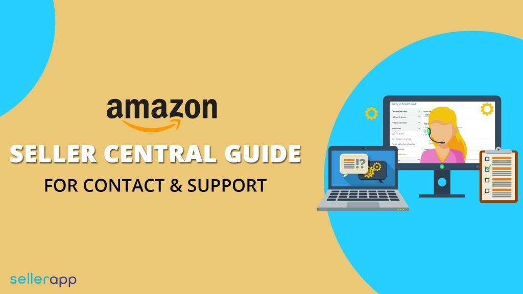 cách gọi điện hỗ trợ từ amazon,contact amazon seller support
