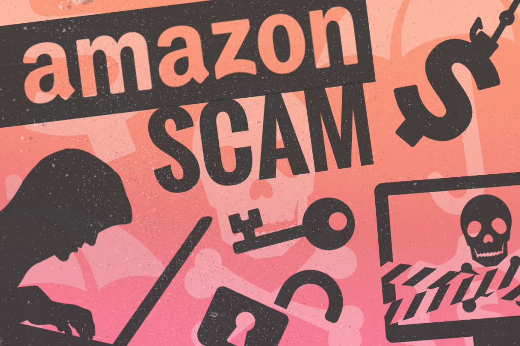 hạn chế scam checkout amazon