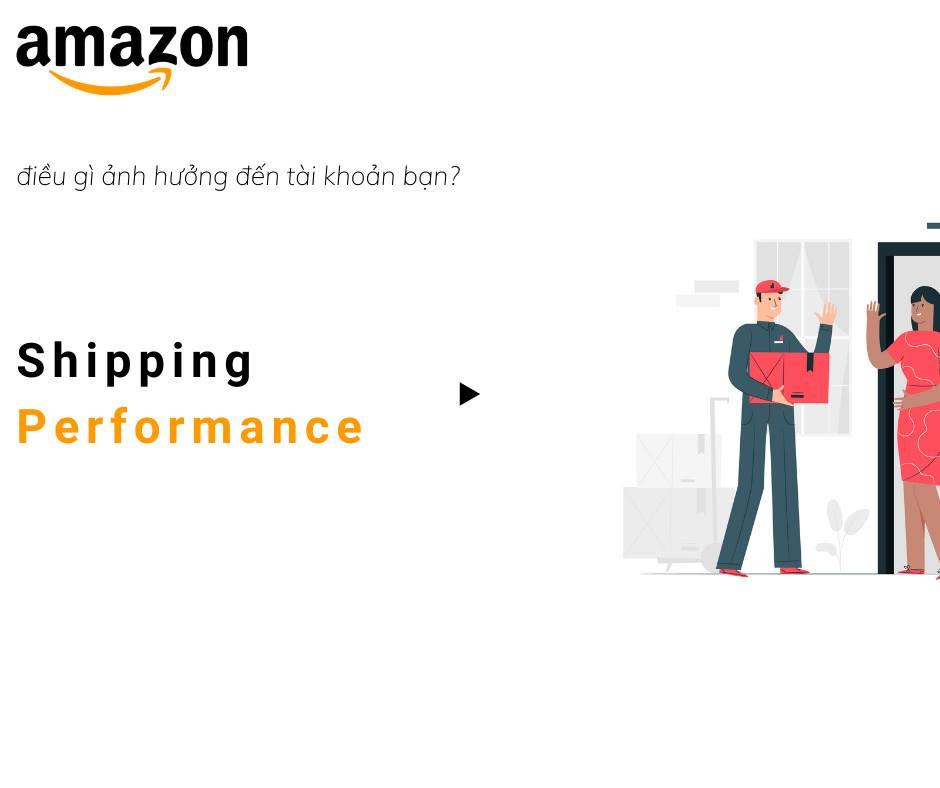 những yếu tố ảnh hướng đến Shipping Performance
