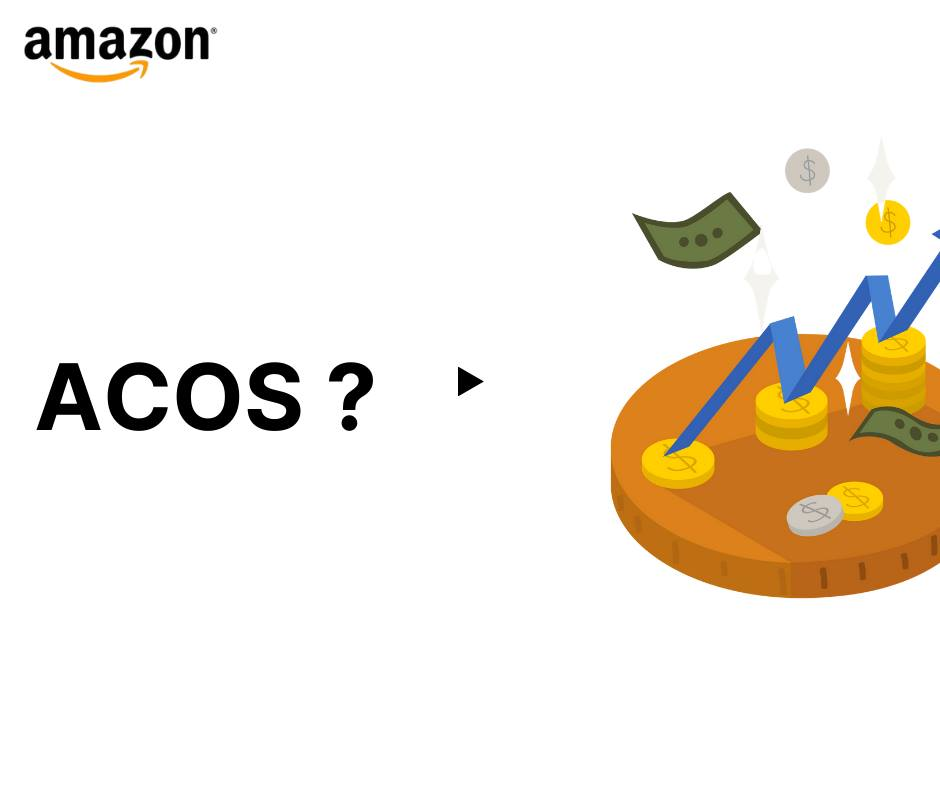 định nghĩa về acos khi bán hàng trên amazon