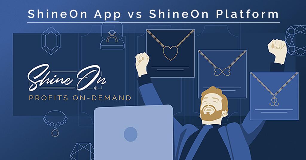 cách thức bán hàng trên nền tảng Shineon