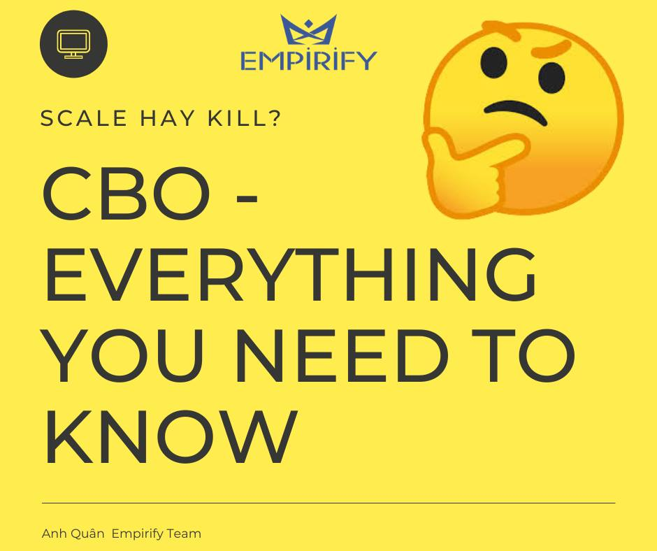 chạy facebook ads cbo