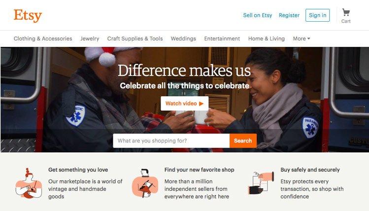 mở tài khoản Etsy hiệu quả và an toàn