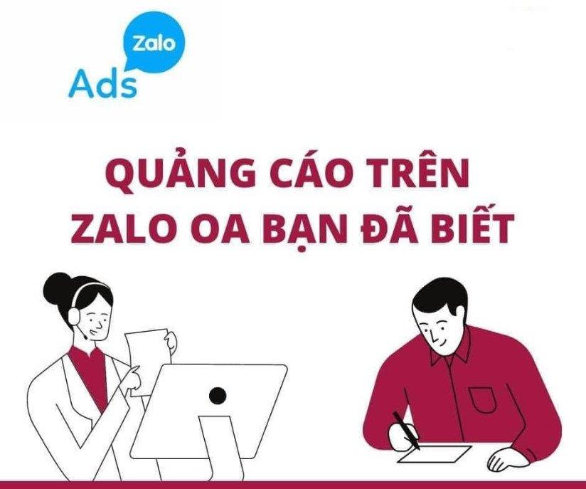 chú ý khi chạy zalo ads