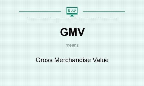 khái niệm của GMV -NMV-GTV-