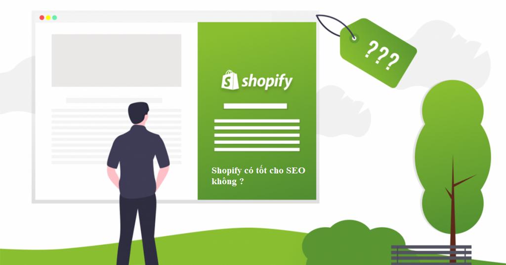Shopify có tốt cho SEO không ?