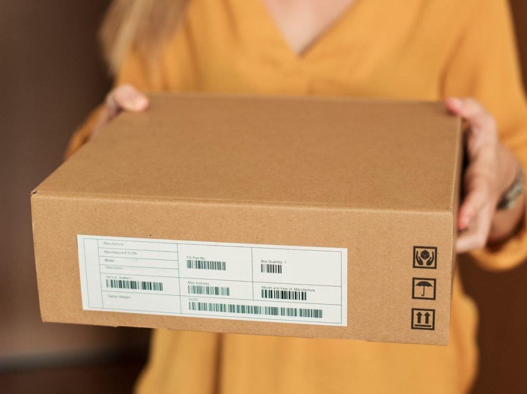 xử lý hàng trả về với Amazon FBA